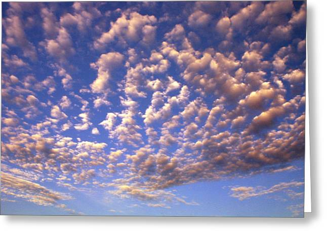 Cloud Expression 1 Greeting Card