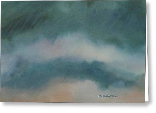 Cloud Study 1 Greeting Card
