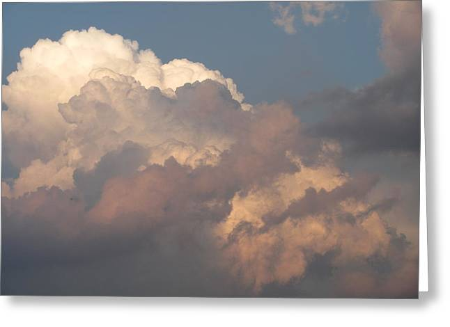 Greeting Card featuring the photograph Clouds 6 by Douglas Pike