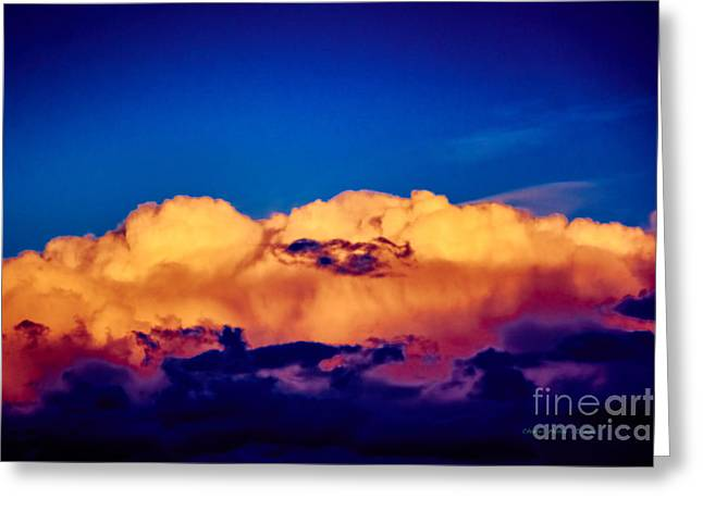 Clouds Vi Greeting Card