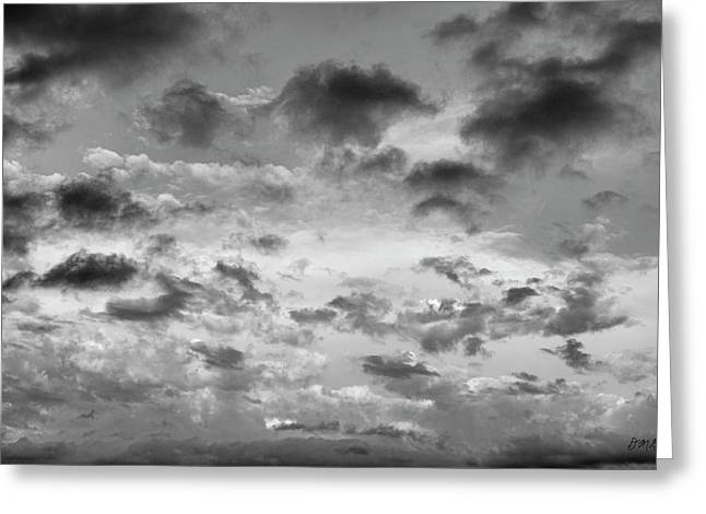 Cloudscape No. 5 Greeting Card