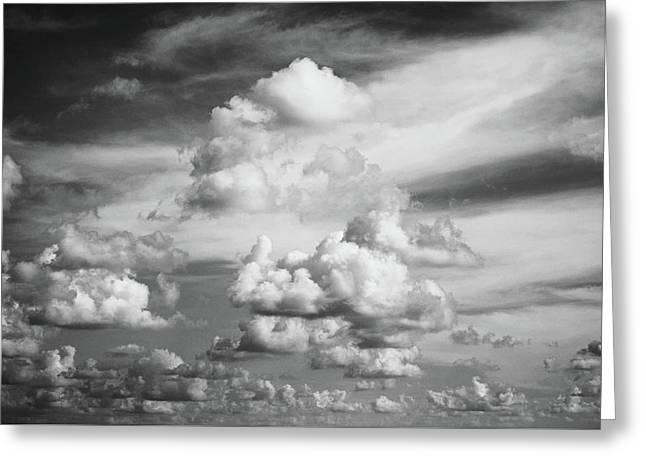 cloudscape No.19 Greeting Card