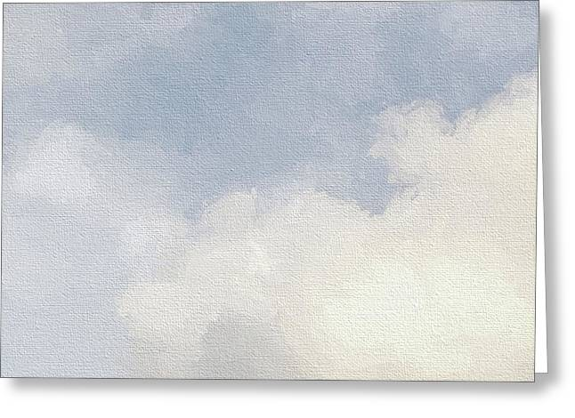 Cloudy Skies Greeting Card