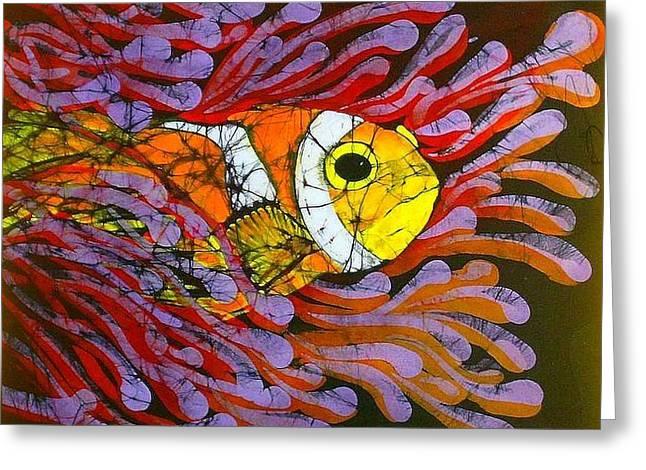 Clownfish I  Greeting Card