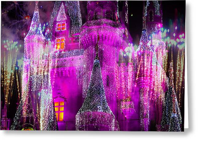 Magic Castle Greeting Card