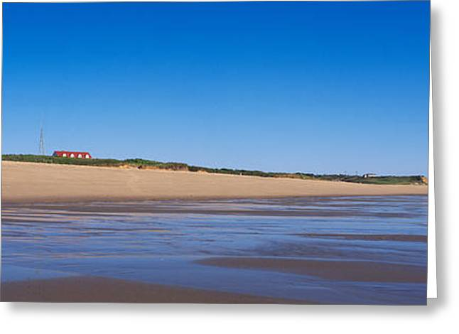 Coast Guard Beach Cape Cod National Greeting Card by Panoramic Images