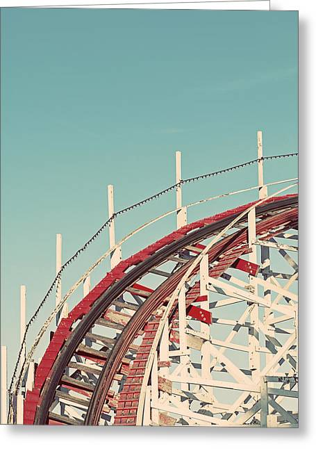 Coast - California Coaster Greeting Card