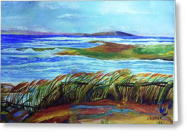 Coastal Winds Greeting Card