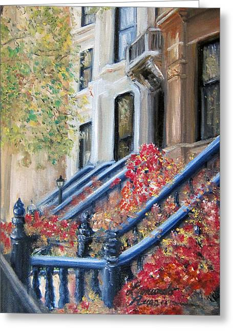 Cobble Hill Greeting Card