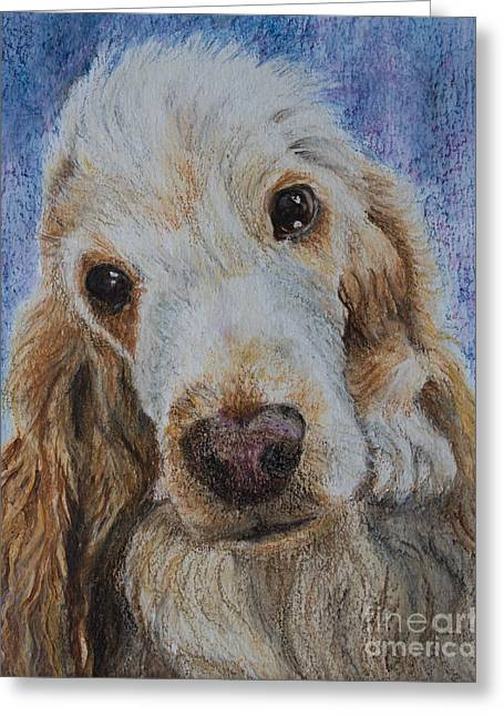 Cocker Spaniel Love Greeting Card