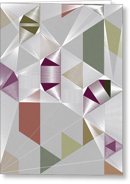 Cocoon Greeting Card by Susan Maxwell Schmidt