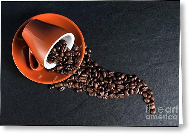 Coffee #2 Greeting Card