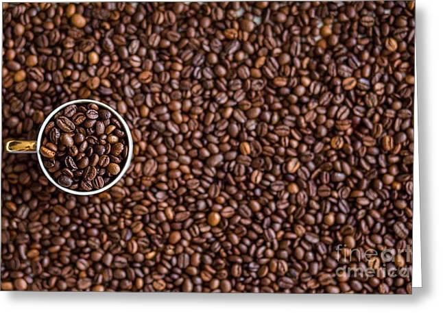 Coffee #7  Greeting Card