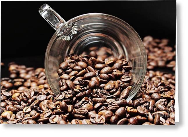 Coffee #9 Greeting Card