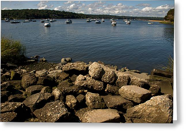 Cold Spring Harbor Greeting Card