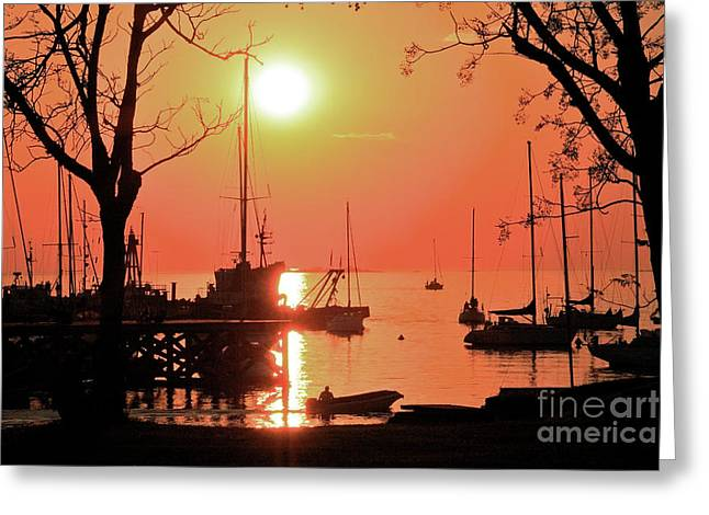 Colonia Del Sacramento I Greeting Card