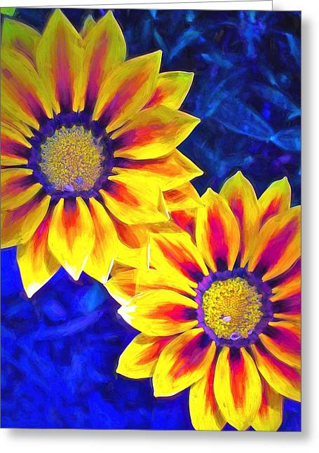 Color 50 Greeting Card