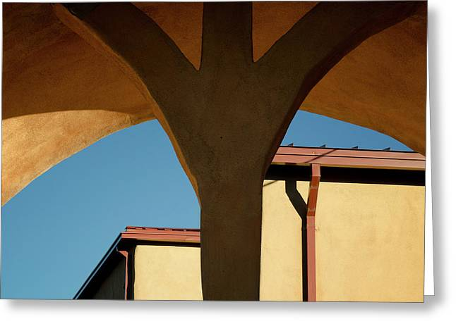 Color Composite Iv Greeting Card by David Gordon
