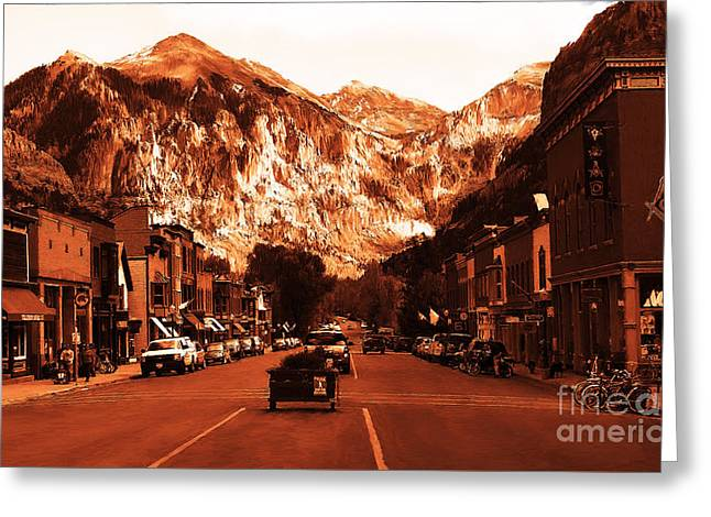 Colorado 02 Greeting Card