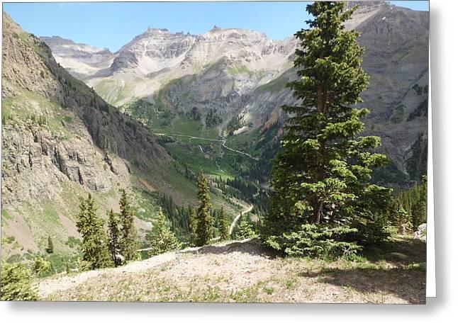 Colorado Mountain 1 Greeting Card