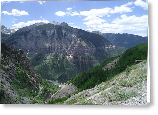 Colorado Mountain 5 Greeting Card