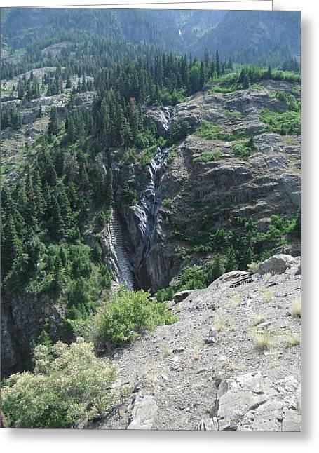 Colorado Mountain 6 Greeting Card