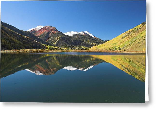 Colorado Reflections Greeting Card