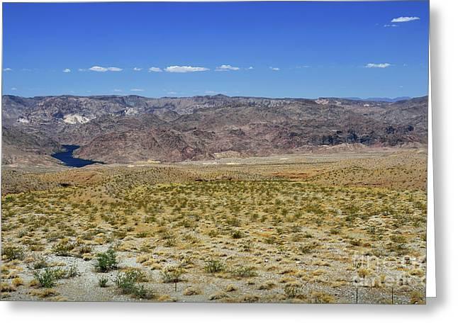 Colorado River In Arizona Greeting Card by RicardMN Photography