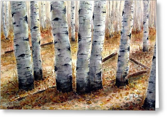 Colorado Trail Greeting Card