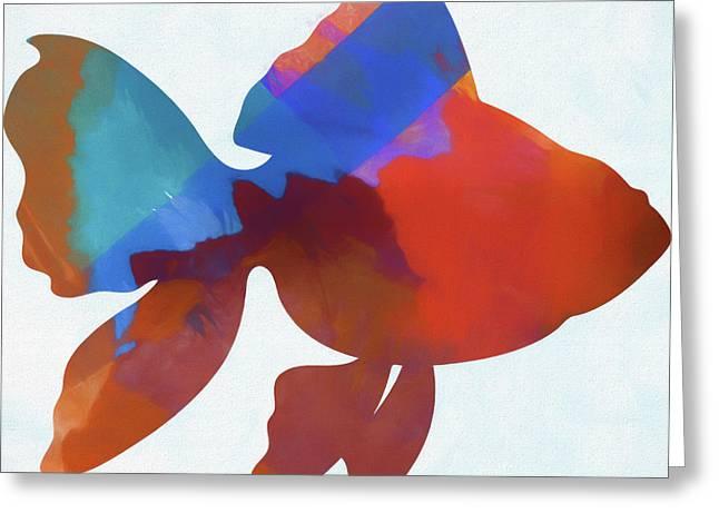Colorful Fish Greeting Card