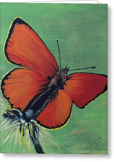 Colorful Flight Greeting Card