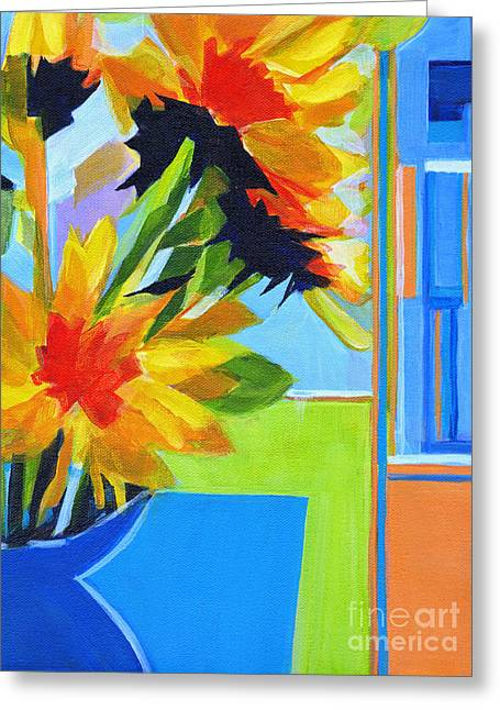 Colors Always On My Mind Greeting Card