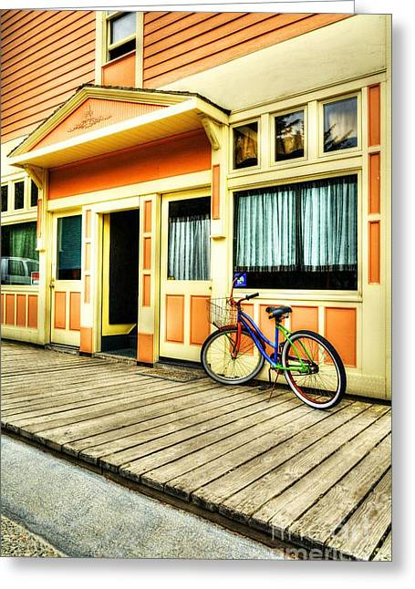 Colors Of Skagway 3 Greeting Card by Mel Steinhauer