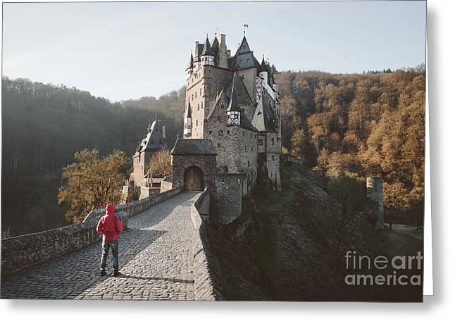 Coming Home Greeting Card by JR Photography