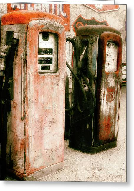 Contains Lead  Greeting Card by Steven Digman