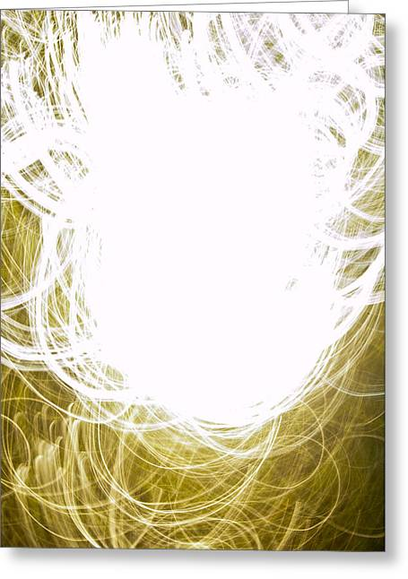Contemporary Abstraction II Limited Edition 1 Of 1 Greeting Card