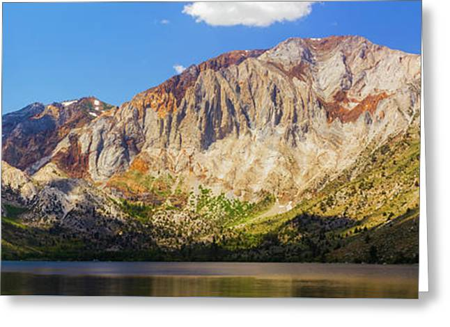 Convict Lake - Mammoth Lakes, California Greeting Card