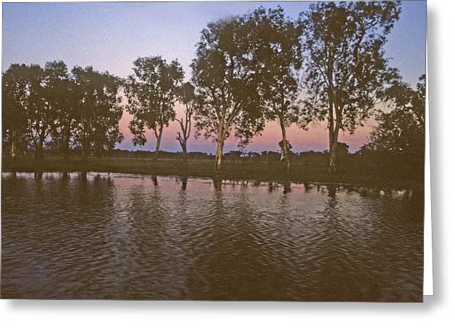 Cooinda Northern Territory Australia Greeting Card