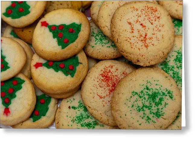 Cookies 103 Greeting Card