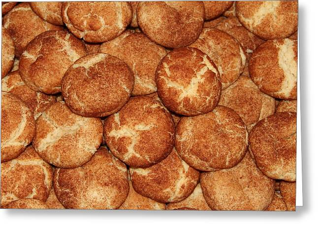 Cookies 170 Greeting Card by Michael Fryd
