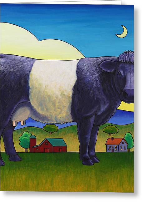 Cookies And Cream Greeting Card by Stacey Neumiller