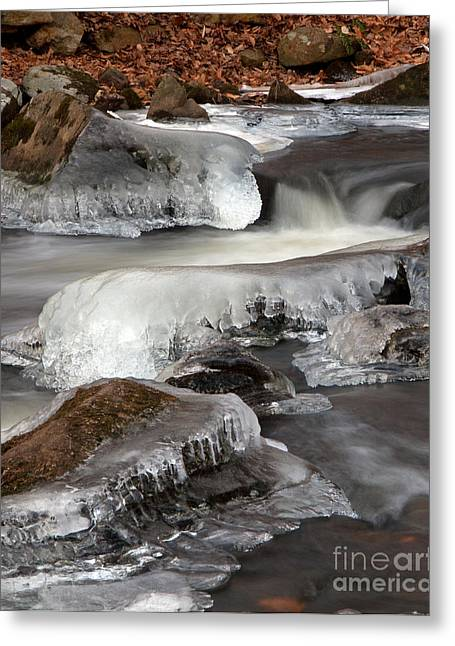 Cooper Mill Ice Greeting Card
