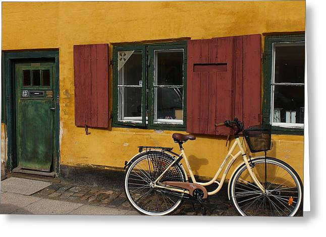 Copenhagen Still Life Greeting Card