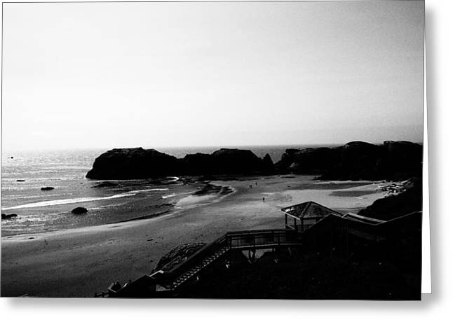 Coquille Point IIi Greeting Card
