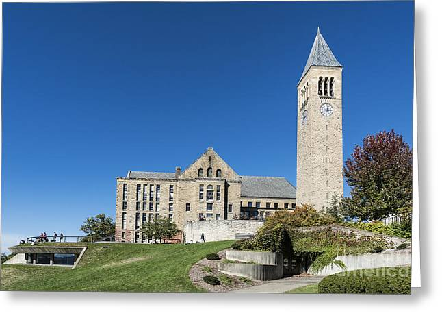Cornell University Campus Greeting Card