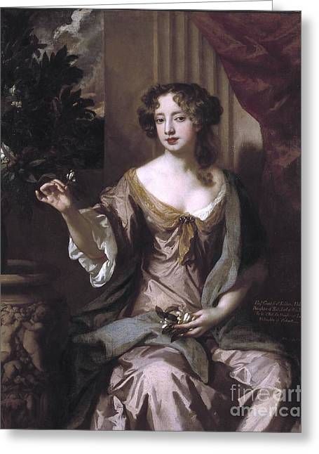Countess Of Kildare Greeting Card