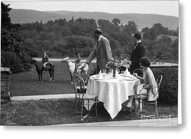 Country Club, C.1930s Greeting Card