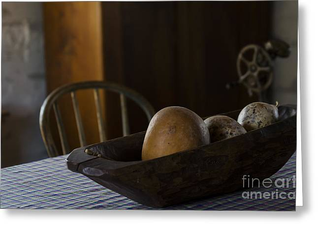 Country Kitchen Greeting Card