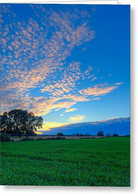 Countryside Dreams Greeting Card