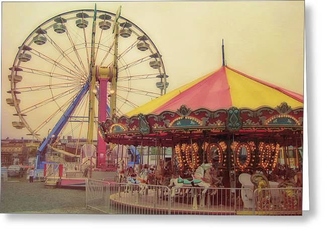 County Fair Greeting Card by JAMART Photography